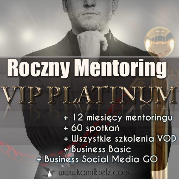9. Mentoring VIP PLATINUM